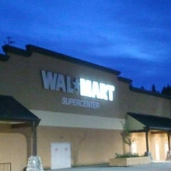 Photo taken at Walmart Supercenter by Rebecca A. on 6/8/2012