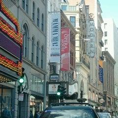 Photo taken at Boston Opera House by Kathryn L. on 6/24/2012