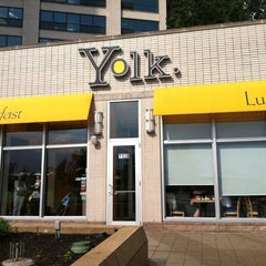 Photo taken at Yolk by Lilith A. on 8/20/2012
