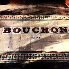 Photo taken at Bouchon by Kayvon T. on 2/18/2012