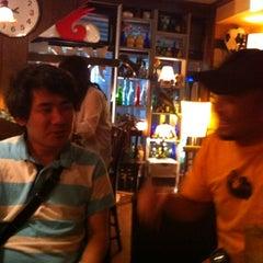 Photo taken at 居酒屋 踵 by Nakazato K. on 6/23/2012