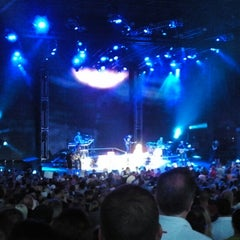Photo taken at DTE Energy Music Theatre by Shane K. on 6/17/2012