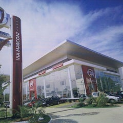 Photo taken at Via Marconi - Fiat by Diego M. on 12/28/2011