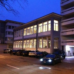 Photo taken at MySign AG by Christian G. on 1/26/2012