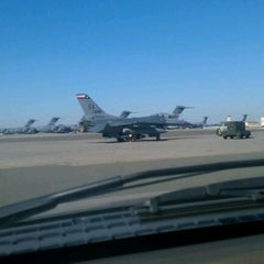Photo taken at Travis Air Force Base by kevin on 9/2/2011