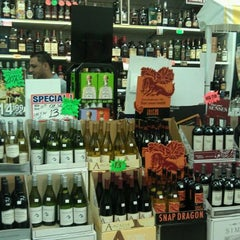 Photo taken at A-1 Wines & Liquors by Katie M. on 11/23/2011