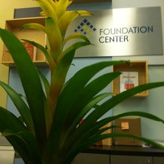 Photo taken at The Foundation Center by Jude H. on 6/2/2012