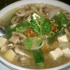 Photo taken at Titaya's Thai Cuisine by Michelle B. on 1/31/2012