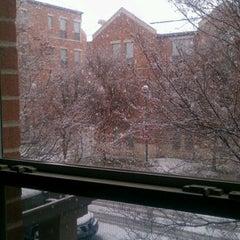 Photo taken at Indiana University-Purdue University Indianapolis (IUPUI) by Torri S. on 12/27/2011
