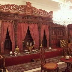 Photo taken at House of Danar Hadi by Qishin T. on 10/31/2011