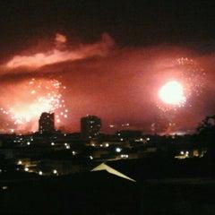 Photo taken at Ilustre Municipalidad de Valparaiso by Cristian V. on 1/1/2012