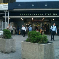 Photo taken at New York Penn Station by Rob C. on 9/14/2011