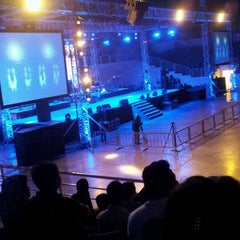 Photo taken at Subterranean Penang International Convention & Exhibition Centre (SPICE) by Zulhairi H. on 5/19/2012