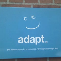 Photo taken at Adapt A/S by Mads B. on 1/14/2011
