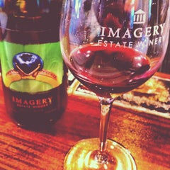Photo taken at Imagery Winery by Stephen K. on 9/9/2012