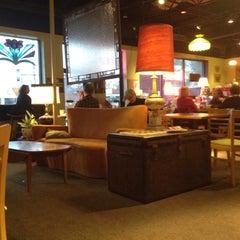 Photo taken at Coffee Phix Café by Patrick M. on 1/17/2012