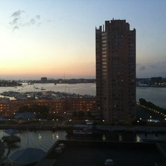 Photo taken at Renaissance Portsmouth-Norfolk Waterfront Hotel by Donna T. on 6/14/2011