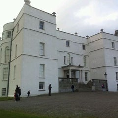Photo taken at Rathfarnham Castle by Heno F. on 11/20/2011