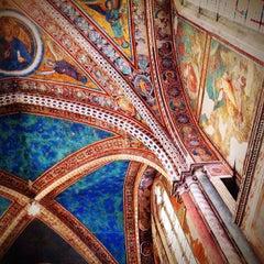 Photo taken at Basilica di San Francesco by Mireia G. on 8/21/2012