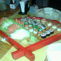 Photo taken at Hiro Sushi by Persio T. on 6/24/2012