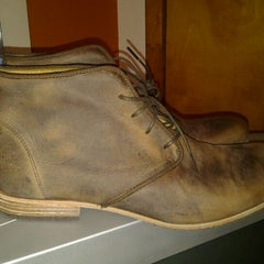 Photo taken at John Fluevog Shoes by Heming L. on 4/7/2012
