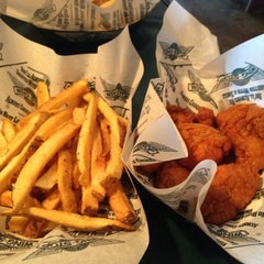 Photo taken at Wingstop by Coy D. on 9/9/2012