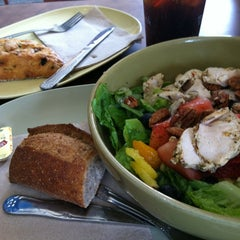 Photo taken at Panera Bread by Penny N. on 8/12/2012