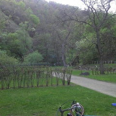 Photo taken at Oko Park Panzio by Adam H. on 4/28/2012