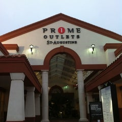 Photo taken at St. Augustine Outlets by Thomas T. on 3/29/2011