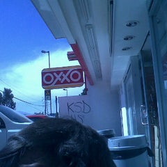 Photo taken at Oxxo by Pabb R. on 1/9/2012