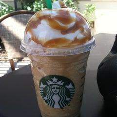 Photo taken at Starbucks by Alyssa C. on 5/23/2012