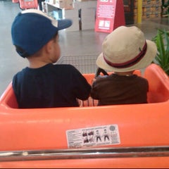 Photo taken at The Home Depot by Sergio N. on 9/10/2011