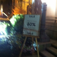 Photo taken at Urban Outfitters by April F. on 11/12/2011