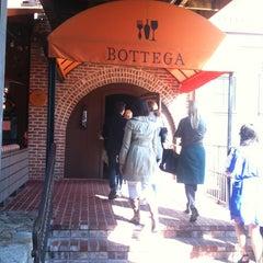 Photo taken at Bottega by Denise J. on 2/27/2012