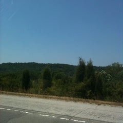 Photo taken at Ohio/Indiana State Line by Susan K. on 7/11/2012
