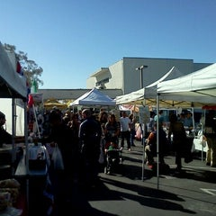 Photo taken at Hillcrest Farmers Market by Michelle K. on 12/4/2011