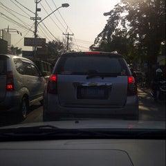 Photo taken at Jalan Raya Tanah Kusir by Ahmad M. on 8/19/2012