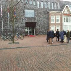 Photo taken at Gemeentehuis Coevorden by Roelof W. on 4/24/2012
