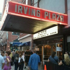 Photo taken at Irving Plaza by Raymond M. on 9/13/2011