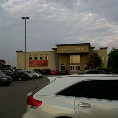 Photo taken at LA Fitness by Mike H. on 7/17/2012