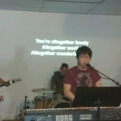 Photo taken at Living Water Church by Joon M. on 4/22/2012