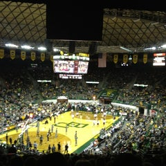 Photo taken at Ferrell Center by Gabby G. on 2/11/2012