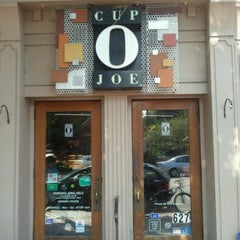 Photo taken at Cup O' Joe by Dave H. on 6/3/2012