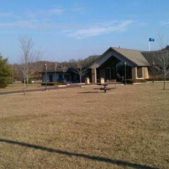 Photo taken at Jackson Co Rest Area 53 by Ryan B. on 12/29/2011