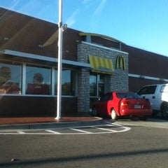Photo taken at McDonalds by Mallorie V. on 1/3/2012