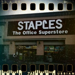 Photo taken at Staples by Ijaz A. on 9/14/2011