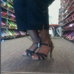 Photo taken at Payless ShoeSource by Vivian N. on 10/1/2011