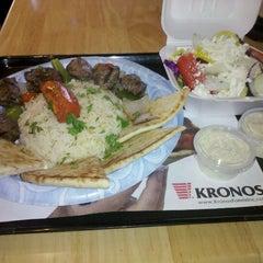 Photo taken at Greek Express by John Carmelo S. on 8/12/2011