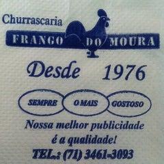 Photo taken at Frango do Moura by Serginho F. on 6/17/2012
