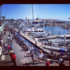 Photo taken at Redondo Beach Marina by John D. on 7/15/2012